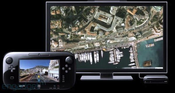 Wiiu Google Street View