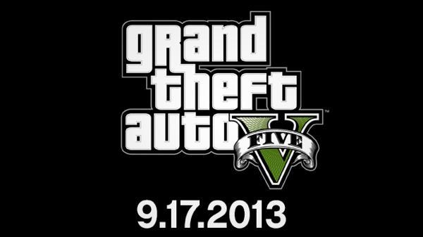 GTA V 17 septembre 2013