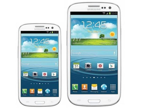 Galaxy S3 et S3 Mini