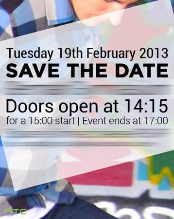 HTC conference 19 fevrier