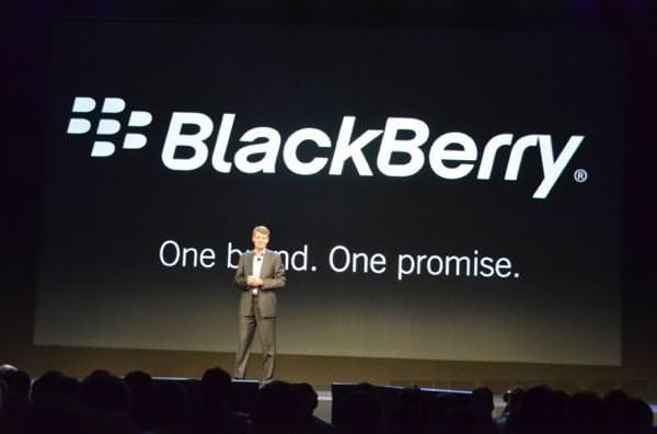 RIM devient BlackBerry