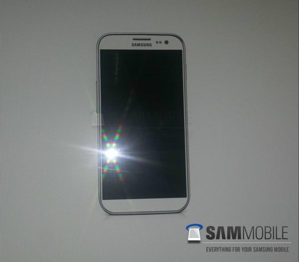 Samsung Galaxy S4 Fuite