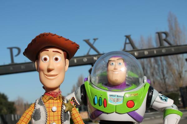 Toy Story Pixar