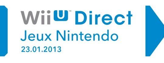 Wii U Direct – Logo