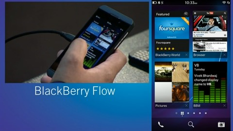 blackberry flow