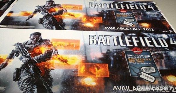 Battlefield 4 Sortie automne 2013