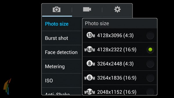 Galaxy S4 13 Megapixels.8-ghz-cpu