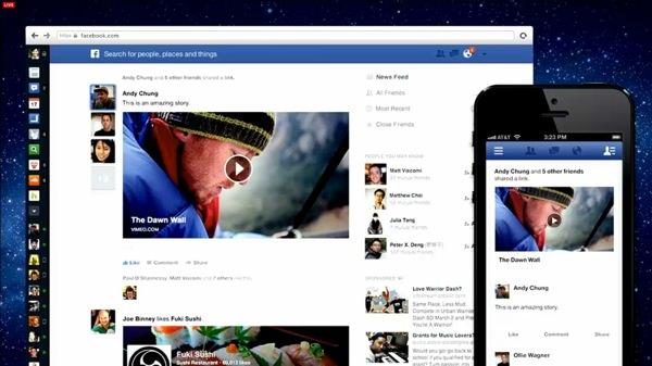 Nouveau Facebook 2013