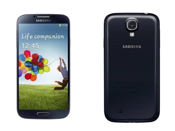 Samsung Galaxy S4 officiel