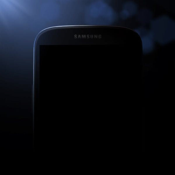Samsung Galaxy S4 premiere image officielle