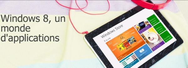 Windows 8 Applications