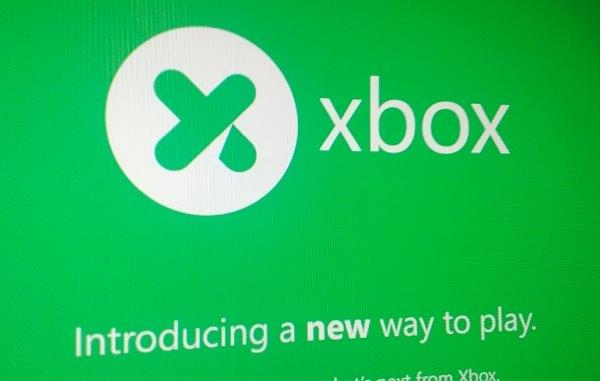 Xbox logo fuite