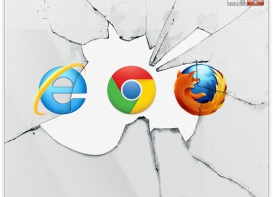 chrome ie firefox
