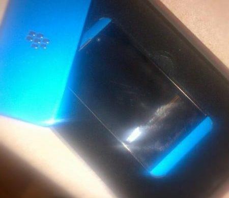 BlackBerry Z10 Bleu