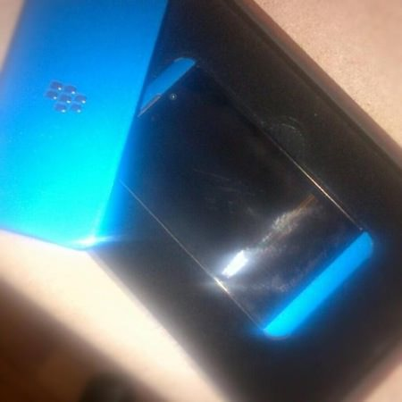 BlackBerry Z10 Bleu