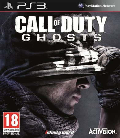 Call of Duty Ghosts PlayStation 3 Fuite