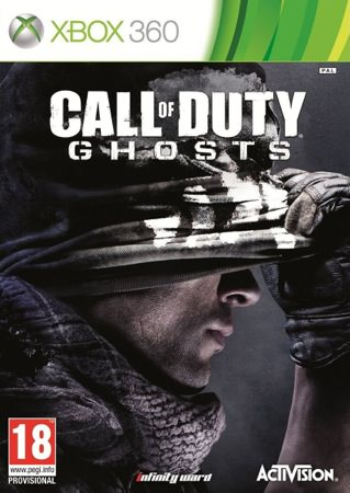 Call of Duty Ghosts Xbox 360 Fuite