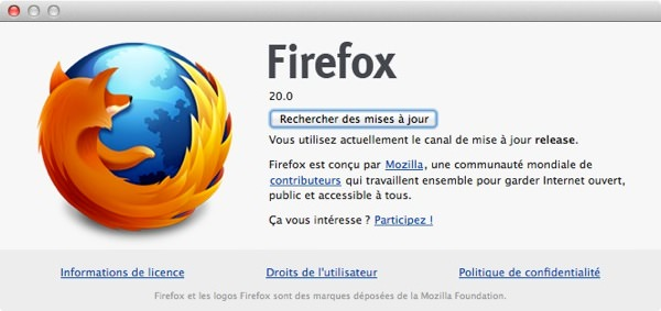Firefox 20