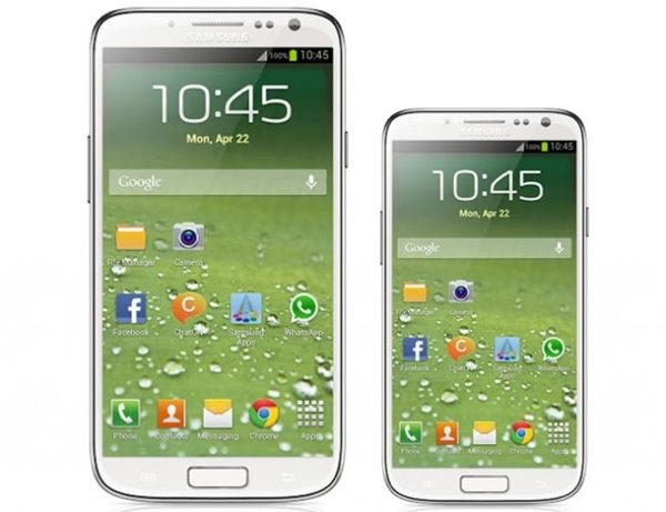 Galaxy S4 Mini non officiel