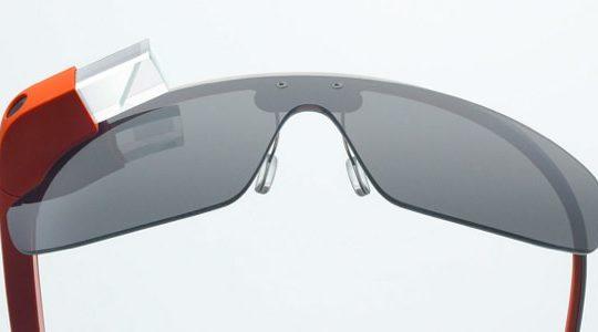 Google Glass lunettes de soleil
