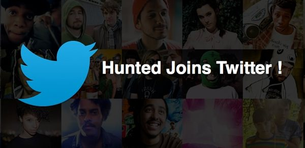 We Are Hunted rejoint Twitter