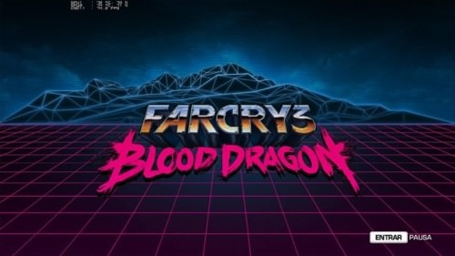 Ubisoft Far Cry 3 Blood Dragon uPlay