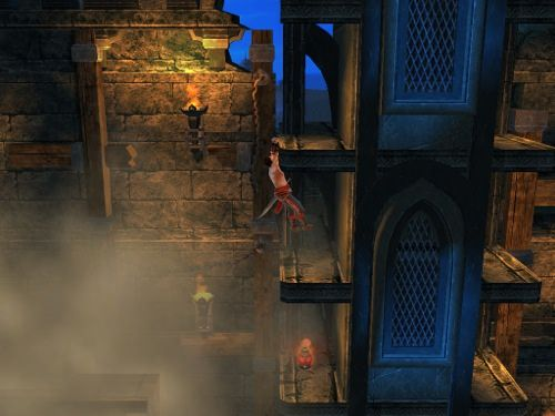 Prince of persia shadow flame iOS