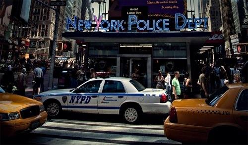 New york police dept smartphone