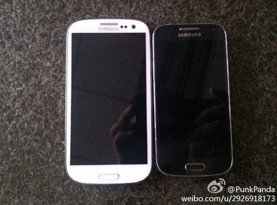 Galaxy S4 Mini Fuite 3