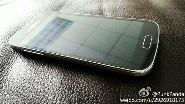 Galaxy S4 Mini Fuite