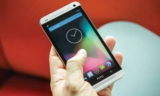 HTC One Android pur officiel