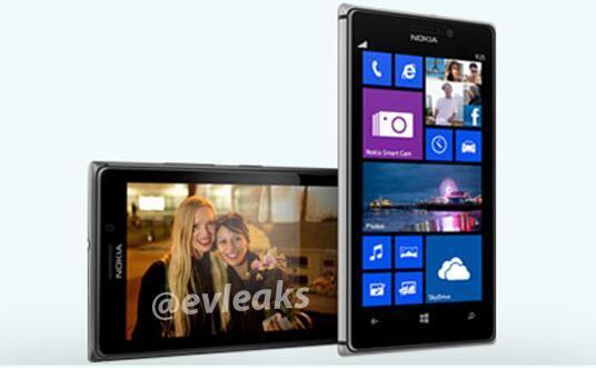 Nokia Lumia 925 fuite