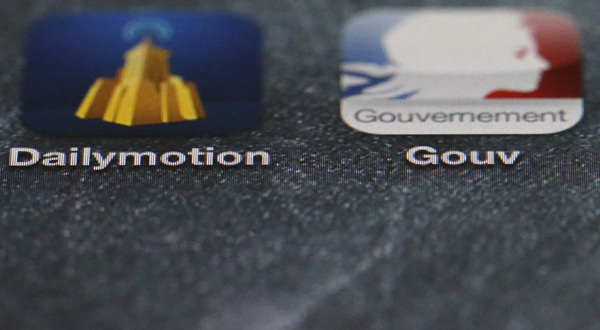 dailymotion gouvernement