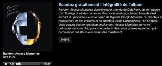 iTunes-Daft-Punk-Album-gratuit