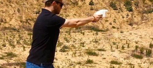 Pistolet 3d