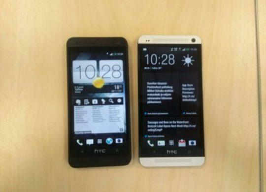 HTC One mini fuite 3