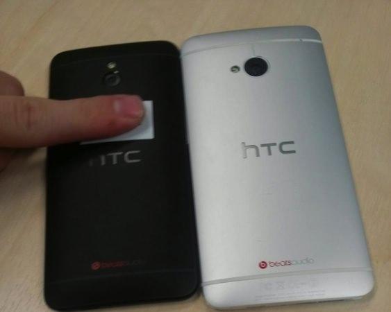 HTC One mini fuite
