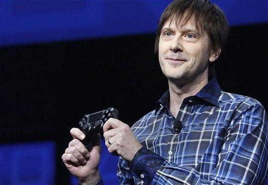 Mark Cerny PlayStation 4 Manette