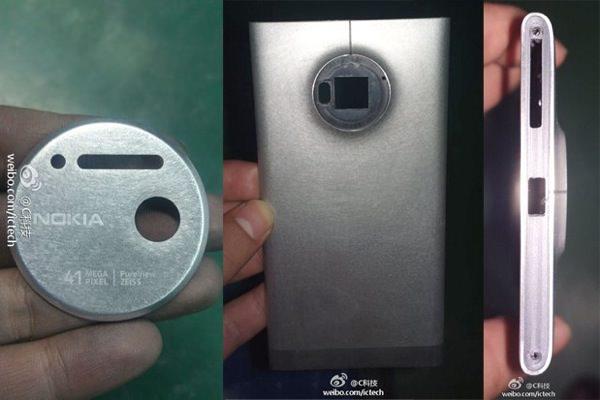Nokia EOS 41 megapixels fuite