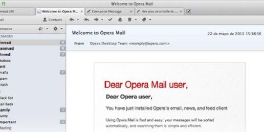 OperaMail