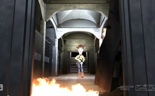 Toy Story GTA 4
