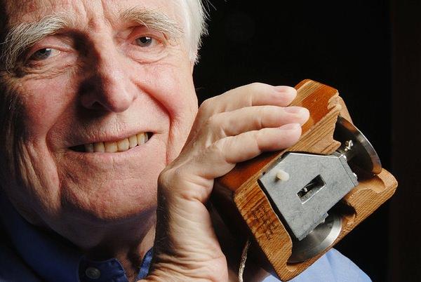 Douglas Engelbart Souris