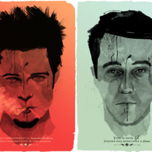 Fight Club en comics