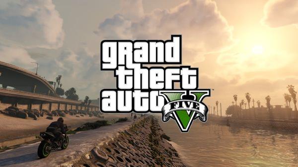 GTA V Premier Gameplay