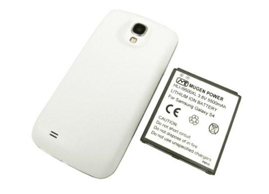 Galaxy S4 Batterie 5 5500 mAh