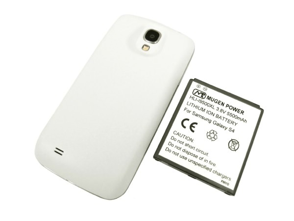Galaxy S4 Batterie 5 5500 mAh