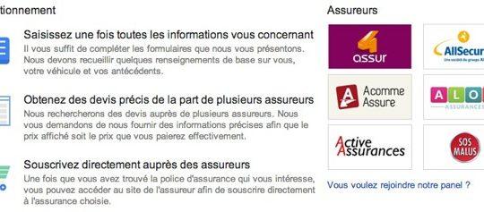 Google Comparateur Assurance Auto