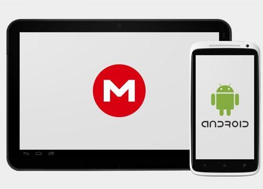 MEGA Application Android