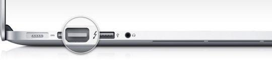 MacBook Pro Port Thunderbolt