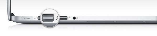 MacBook Pro Port Thunderbolt